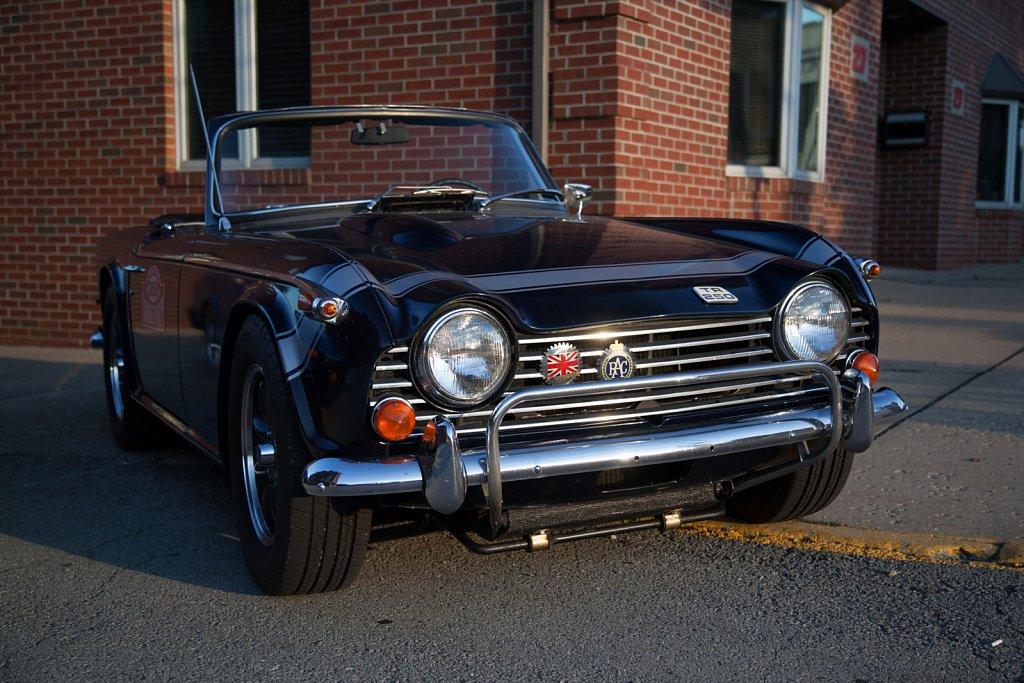 Triump TR 250